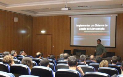 """A ManWinWin Software foi convidada pela Academia de Design e Calçado (CFPIC), para realizar uma sessão de apresentação com o tema """"Implementação de um sistema de gestão da manutenção – Otimizado com o software ManWinWin"""""""