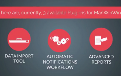 ManWinWin Plugins: a new set of add-ons in CMMS ManWinWin