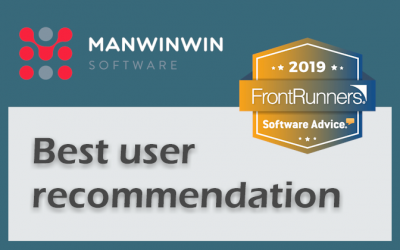 ManWinWin is the software with the best user recommendation
