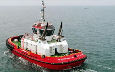 ManWinWin promove o seu crescimento na Indonésia com contrato de serviços marítimos